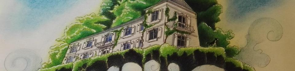 maison d'hôtes Nans sous Sainte Anne Résidence de Vaux Christine Remaud Patrick Brandner