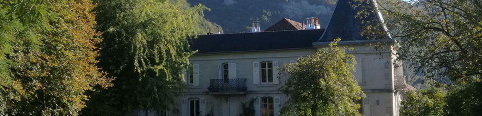 maison d'hôtes Nans sous Sainte Anne Résidence de Vaux